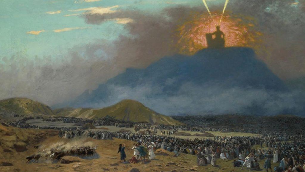 La nueva ley de Dios son los mandamientos de Jesus