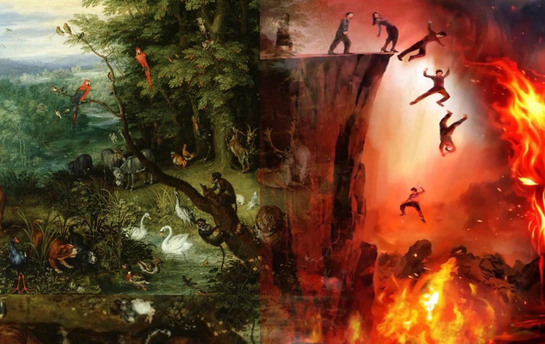 El Paraiso y el Infierno
